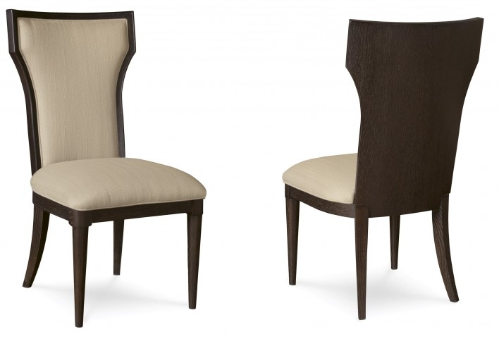 Greenpoint Upholstered Back Side Chair Set of 2