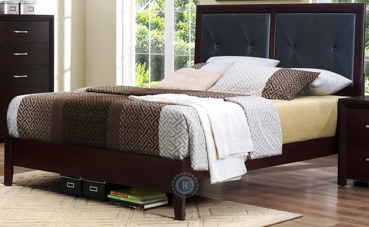 Edina Cal. King Platform Bed