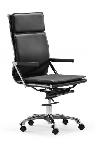 Lider Plus High Back Office Chair Black