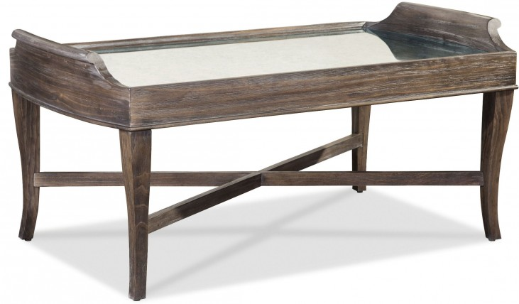 St. Germain Rectangular Cocktail Table