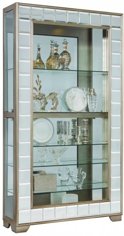 Platinum Side Entry Curio