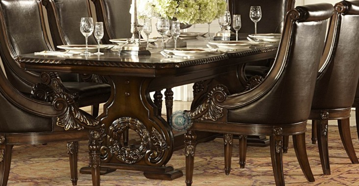 Orleans Trestle Dining Table