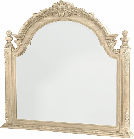 Jessica Mcclintock Boutique White Veil Mirror