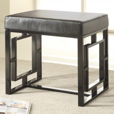 501154 Petite Black Bench