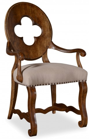 Collection One Drake Arm Chair Set of 2