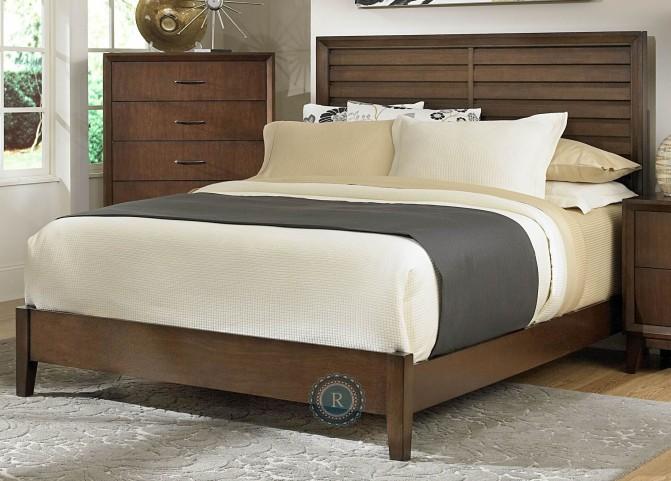 Oliver King Panel Bed