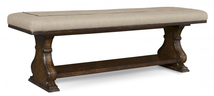Firenze Canella Bed Bench