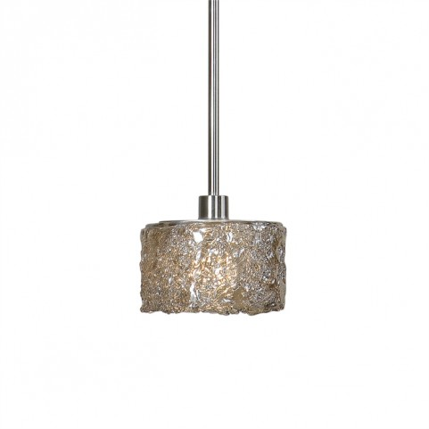 Terumi 1 Light Glass Mini Pendant