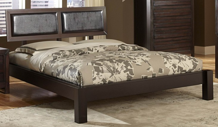 Danika Queen Platform Bed