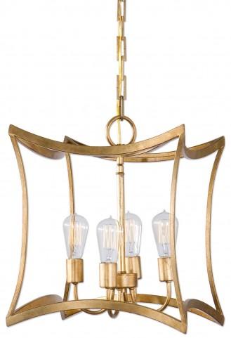 Dore 4 Light Lantern Pendant