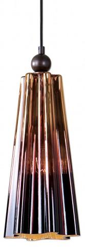 Chocley 1 Light Glass Mini Pendant