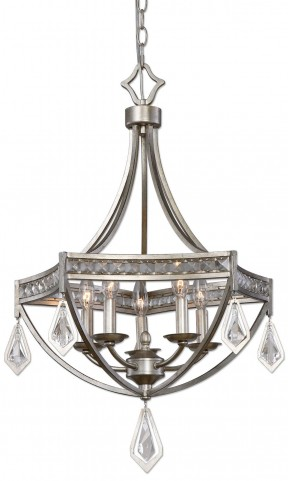Tamworth Modern 5 Light Pendant