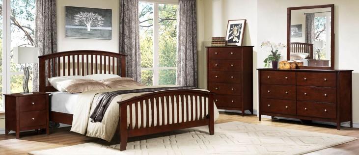 Nancy Panel Bedroom Set