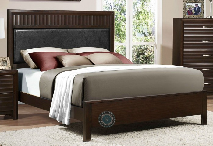 Hilson King Panel Bed