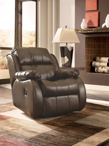 Mollifield DuraBlend Cafe Rocker Recliner