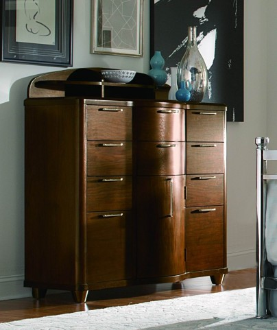 Zelda Tall Dresser with Hutch