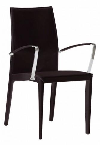 224A Brown Arm Chair