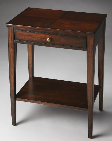 Cobble Hill Plantation Cherry Console End Table