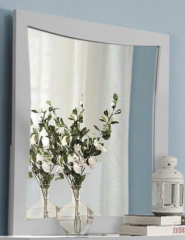 Zandra White Mirror