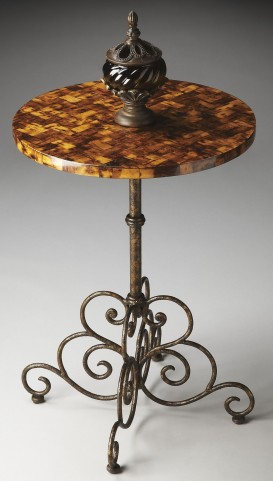 2272025 Metalworks Accent Table