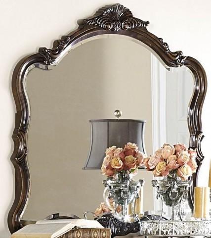 Bayard Park Dark Brown Cherry Mirror