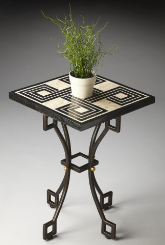 2280025 Metalworks Accent Table