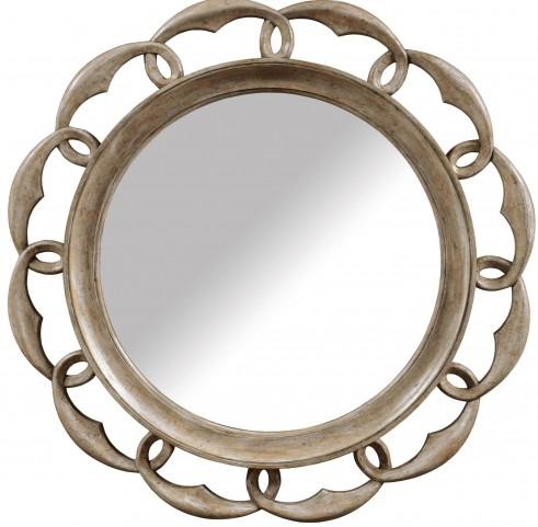 Pavilion Round Mirror