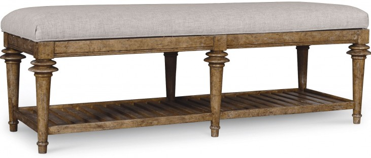 Pavilion Bed Bench