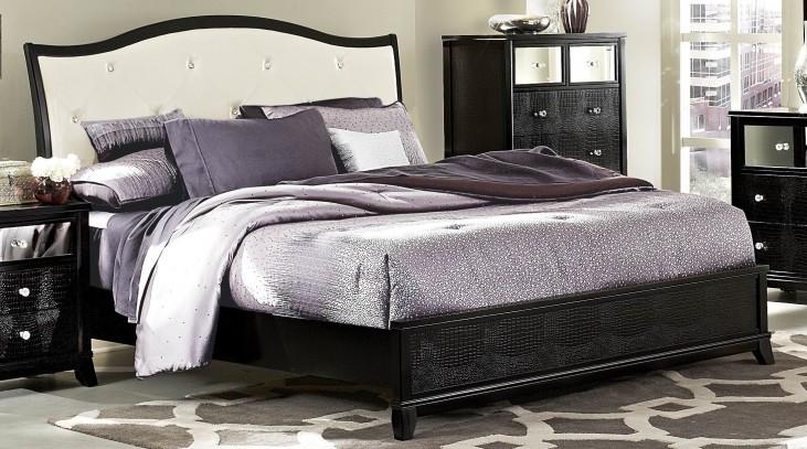 Jacqueline King Platform Bed