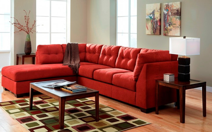 Maier Sienna LAF Sectional