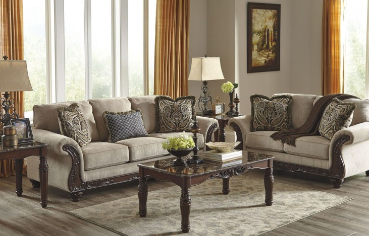 Laytonsville Pebble Living Room Set