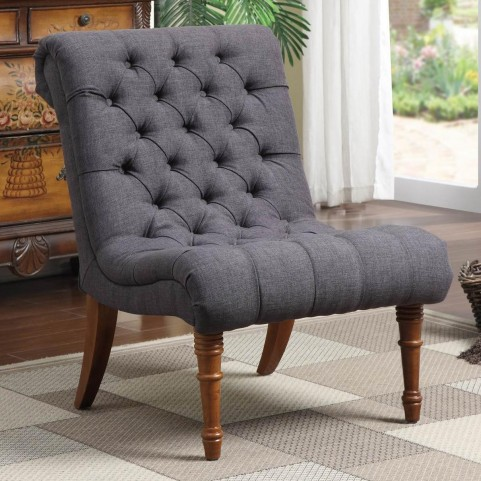 902217 Tufted Accent Chair