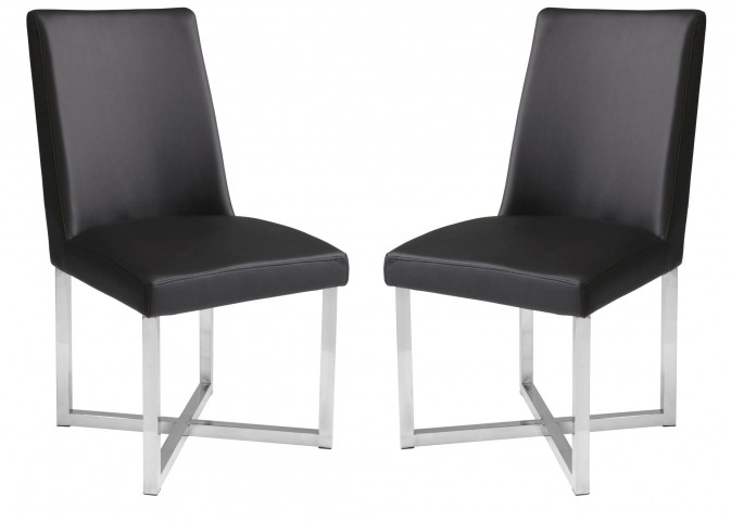 Howard Black Dining Chair Set of 2