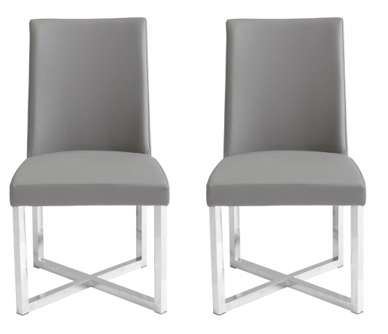Howard Grey Dining Chair Set of 2