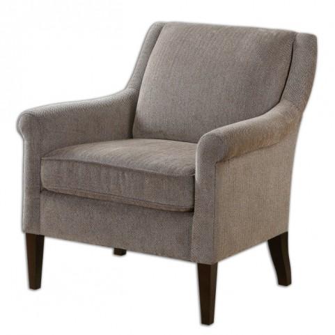 Nelle Herringbone Armchair