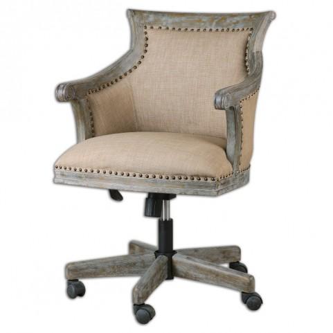Kimalina Linen Accent Chair