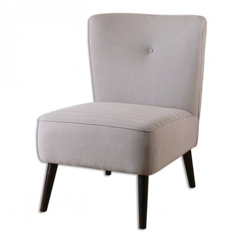 Zaine Modern Armless Chair