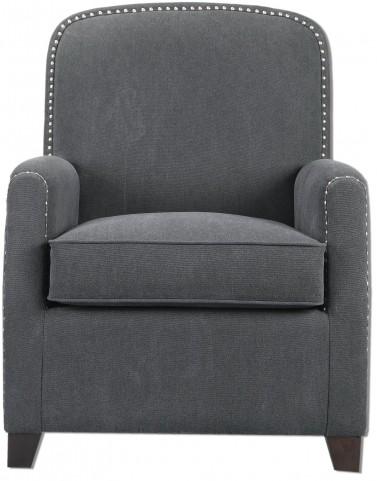 Domicia Gray Armchair