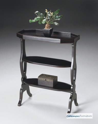 Plum Black 2330136 Accent Table