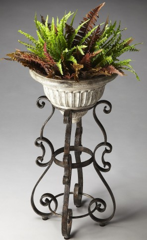 2350025 Metalworks Planter