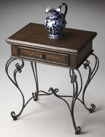 2356025 Metalworks Accent Table