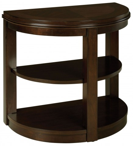 Spencer Smoky Bronze Chair Side Table