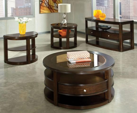 Spencer Smoky Bronze Occasional Table Set