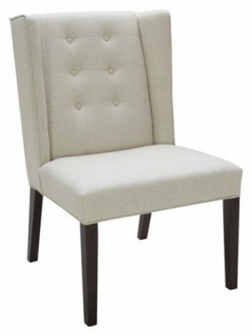 Clarkson Dining Chair Fabric in Linen