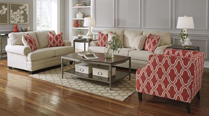 Sansimeon Stone Living Room Set