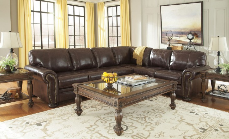 Banner Coffee LAF Sectional