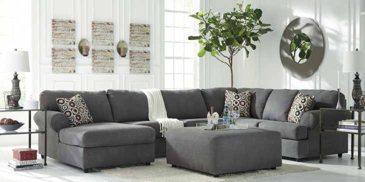 Jayceon Grays Sectional