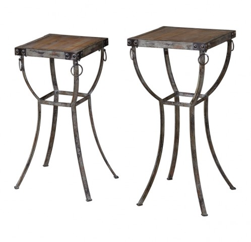 Hewson Plant Stands Set of 2