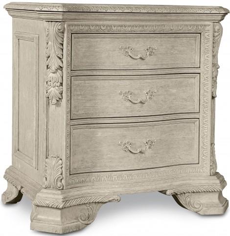 Renaissance Dove Grey Bedside Chest