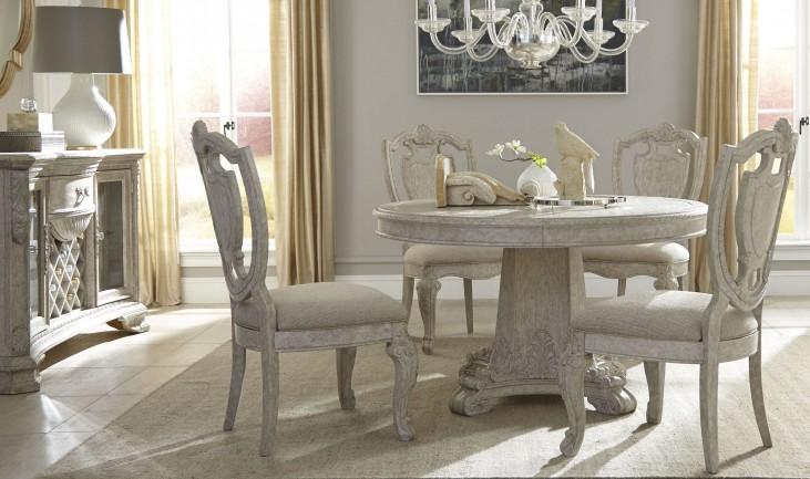 Renaissance Round Dining Room Set